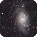 M33 The Triangulum Galaxy,                                Kyle Goodwin