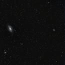M81 e M82,                                Valerio Pardi
