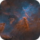 Melotte 15 in the Heart Nebula,                                Epicycle
