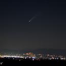 La cometa e la Valdera,                                Filippo Valacchi