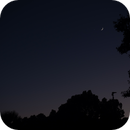 Moon and Venus 2018-07-15,                                Darren (DMach)