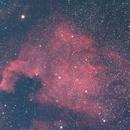 NGC7000,                                AstroLee