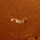 Sunspot 12241,                                PepeManteca