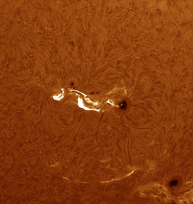 Sunspot 12241,                                PepeManteca