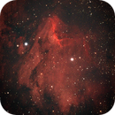 BN#190, IC 5067, IC 5070 Pelican Nebula,                                Hubble_Trouble