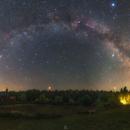 Band of the Milky Way,                                Łukasz Żak