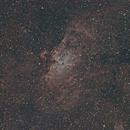 Eagle Nebula,                                JohnRFreeman