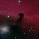 IC 434 Pferdekopfnebel & NGC 2023,                                Horst Twele