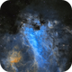 The Omega Nebula M17,                                Wissam_Astrophoto...