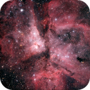 Eta Carina Nebula,                                Eduardo López