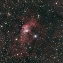NGC7635,                                Clemens