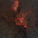 IC 1805 & IC 1848 Heart & Soul Nebula,                                Matthias.Jakob