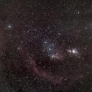 Orion constellation,                                Dan Phillips