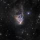 NGC 2261 - Hubbles Variable Nebula,                                Paddy Gilliland
