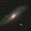 M31 the Andromeda galaxy,                                Steve Coates
