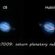 ngc7009 (Saturn planetary nebula),                                *philippe Gilberton