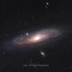 Andromeda Galaxy,                                PauRoche