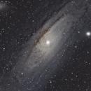 Andromeda M31,                                Nadir Aybek Ertuğ