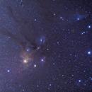 Antares & Rho Ophiuchus Region,                                thakursam