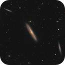 Tumbling galaxies in Virgo,                                wimvb