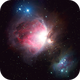 M42 - The Great Orion Nebula,                                Insight Observatory