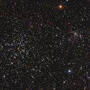 M38 Starfish Cluster & NGC1907,                                Jerry Macon