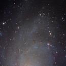 M33 - Galaxy in Triangulum,                                Torben van Hees