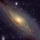 M31,                                puckja