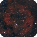 Nebulas in Vela RCW 3 - RCW32 GUM15,                                Michel Lakos M.