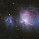 M42 widefield,                                Scott