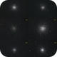Some Late Spring Globular Clusters To Test New Automation Code,                                mikefulb