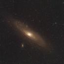 M31 - Andromeda Galaxy,                                albertnikko