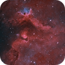 IC 1871 Soul Nebula,                                Dan Pelzel