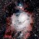 M8 Lagoon Nebula,                                Heinz C. Weber