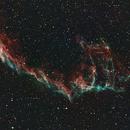 NGC 6992/5 - Eastern Veil Nebula,                                Mariusz Golebiewski