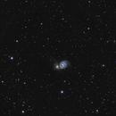 Messier 51 (NGC 5194)  - Galáxia do Redemoinho,                                Duarte Silva