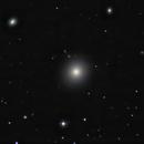 M87 Galaxy, a UHC-Lum-RGB picture,                                Niels V. Christensen