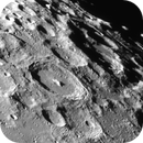 Moon - Moretus Crater -  on May, 15th,                                Pascal Gouraud