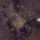 NGC7000 vs. Idiot neighbors and clouds,                                Matt Fulghum