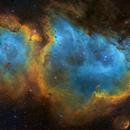 """IC1848 """"The Soul Nebula"""",                                Mitch Trilling"""