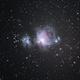 Nébuleuse d'Orion, M42-M43, Great Nebula in Orion,                                Axel Debieu-Potel