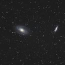 M81 & M82,                                Christopher Schementi