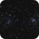 The Double Cluster in Perseus, NGC 869 and NGC 884,                                Madratter