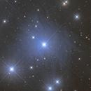 Maia nebula,                                Mark