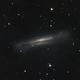 NGC3628 - Hamburger Galaxy (via OSC),                                MGralike