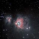 M42 the Great Orion Nebula,                                RonAdams