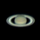 A shabby Saturn - 6 June 2016,                                Geof Lewis