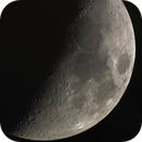 Moon 14.12.2018.  Mosaic of 4 pictures.,                                Sergei Sankov
