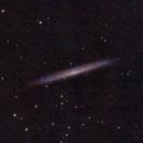NGC 5907 Galaxia de la astilla,                                Andrés Ruiz de Va...