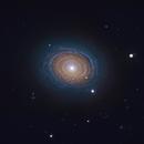 NGC 488 Spiral in Pisces,                                Ian Gorin